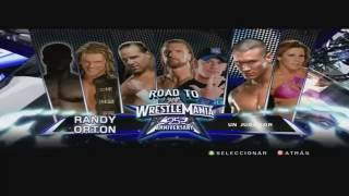 WWE Smackdown vs Raw 2010 - [Road To Wrestlemania / Shawn Michaels] - Episodio 1