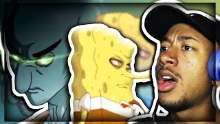 If Spongebob Squarepants Was An Anime...