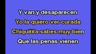 Karaoke - Abba - Chiquitita (español)