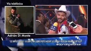Javier Poza entrevista a Adrián Di Monte