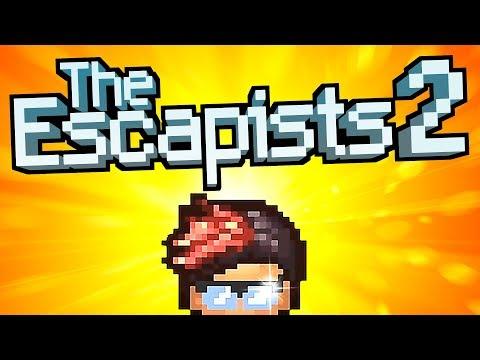MARKIPLIER GETS PUNISHED | The Escapists 2 - Part 1