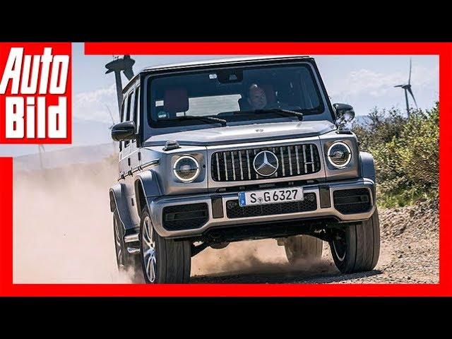 Belen here is your new CARRR. Mercedes G Klasse - Erste Fahrt im G63  Review / Test / Drive