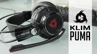 KLIM Puma - The high quality gaming headset