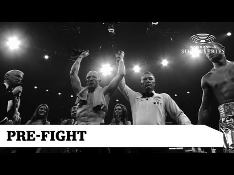 WBSS Pre Fight - Smith vs Braehmer
