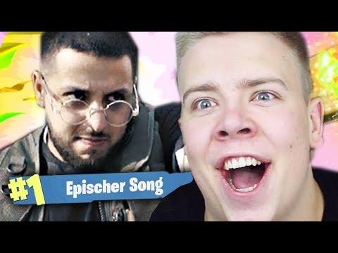 Top 5 BESTEN FORTNITE SONGS (Weltweit) 😱