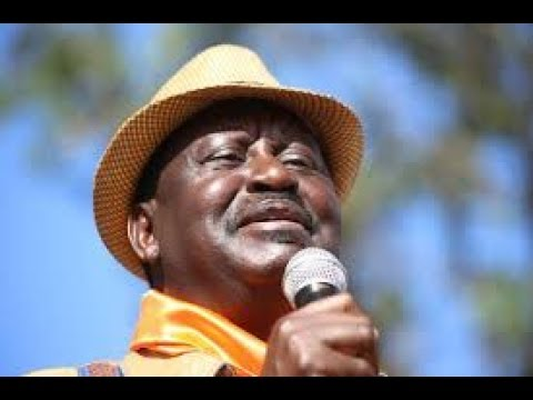 Raila blasts Uhuru for neglecting Migingo fishermen's plight