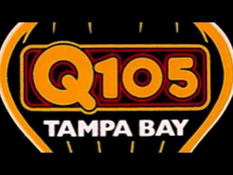 WRBQ Q105 Tampa - Mike Rees - Nov 1986