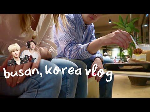 BTS JIMIN's dad's cafe in Busan 메그네이트 MAGNATE