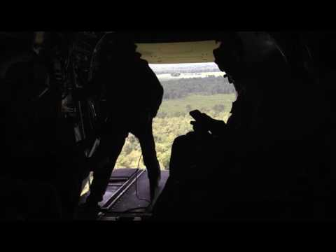 MV-22 Osprey Vertical Landing