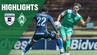 Doppelpack Max Kruse reicht nicht | Alle Tore vom Spiel gegen BidVest Wits | SVW