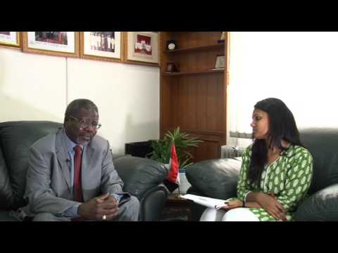Interview with H.E. Mr. HASSAN EISA EL-TALIB -Sudan with THE TIMES OF AFRICA