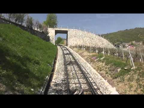 Funiculaire Sierre - Montana - Crans (1)