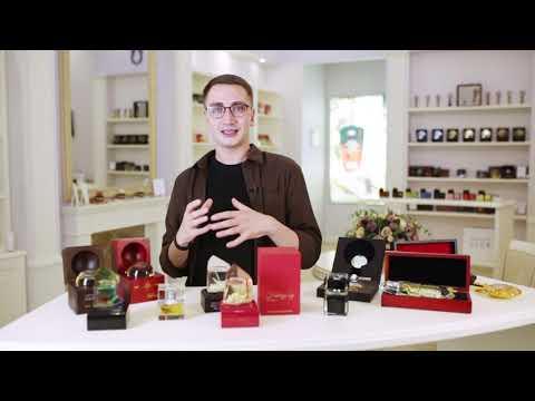 Ramon Molvizar - нишевый парфюм из Испании