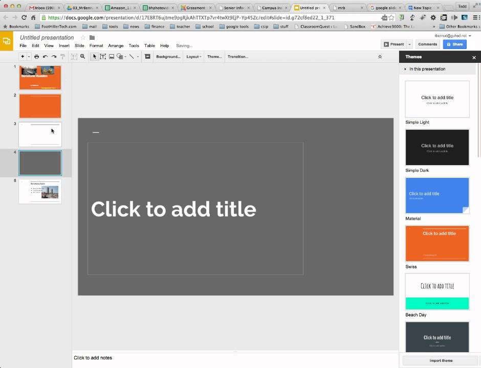 Google Slides Theme Bug - YouTube - google slides themes to import
