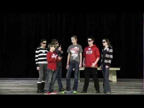 Chiller - M.S. Anxiety - Mount Horeb Middle School Drama Troupe