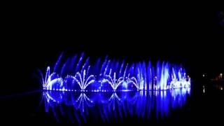 Музыкальный фонтан в Абрау-Дюрсо. Wim Mertens - Struggle for Pleasure