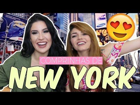 COMPRINHAS DE NEW YORK