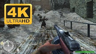 Call of Duty ( 2003 ) : Old Games in 4K 2018