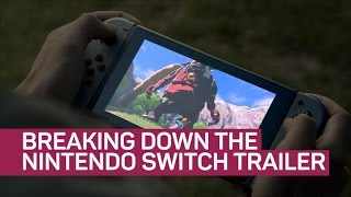 Breaking down the Nintendo Switch