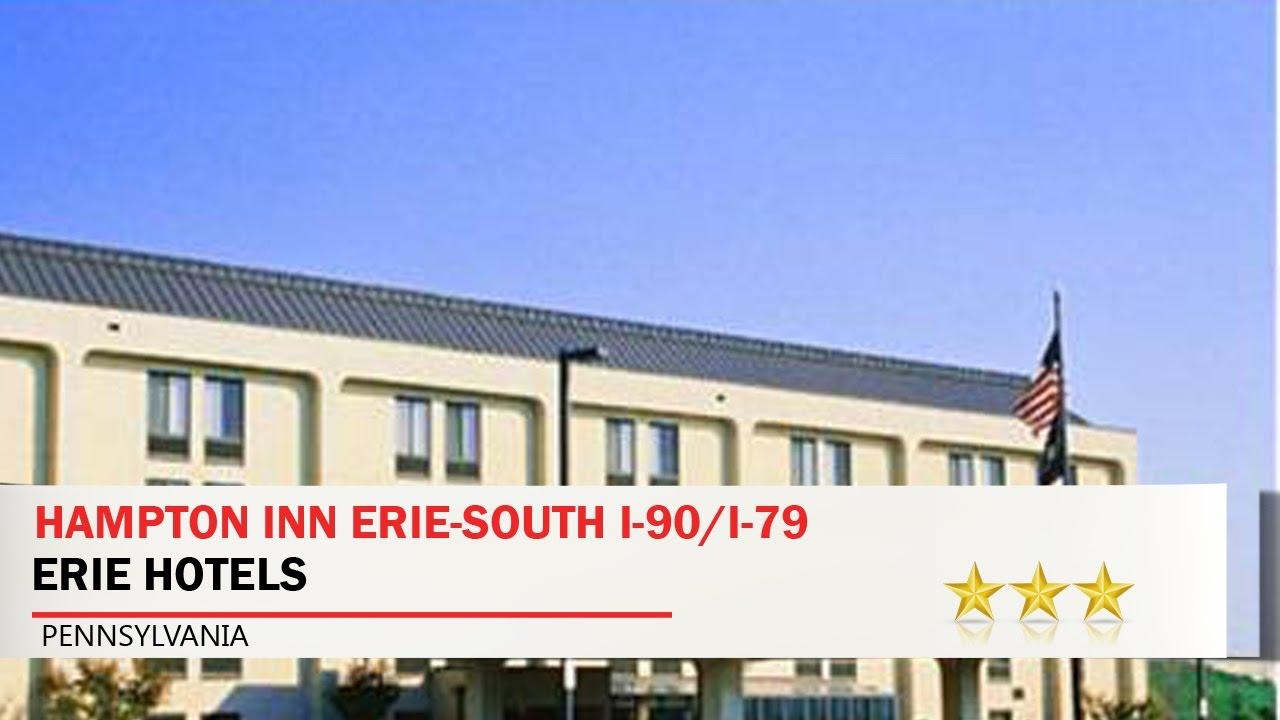 Hampton Inn Erie South I 90 79 Hotels Pennsylvania