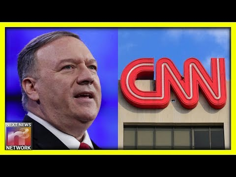 Secretary Of State Mike Pompeo SLAMS CNN Reporting On CIA Asset