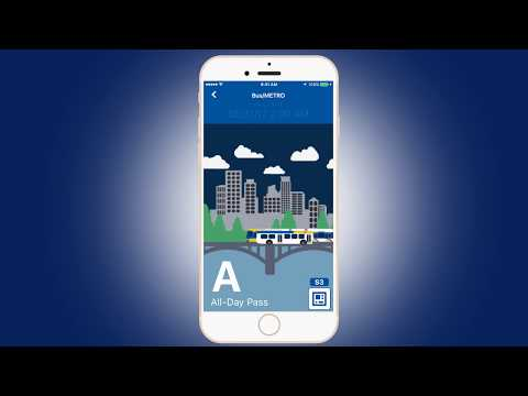 How to use the Metro Transit app