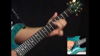 Pebble Mill With Feel Уроки игры на электро гитаре
