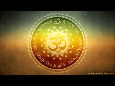 Instrumental   Gayatri Mantra Flute,Sitar & Santoor