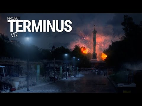 "Project Terminus VR - Teaser ""Kickstarter"""