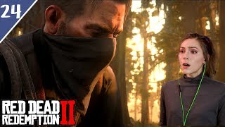 Dire Consequences & Welcome to the New World | Red Dead Redemption 2 Pt. 24 | Marz Plays
