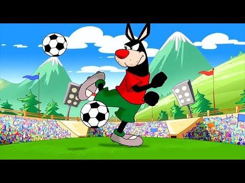 MAGISCHER SPORT | Folge 1 | Fußball Cartoon | Deutsch | Magic Sport