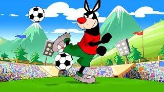MÁGICO DEPORTES | Episodio 1 | Fútbol de dibujos Animados | en Español | Magic Sport