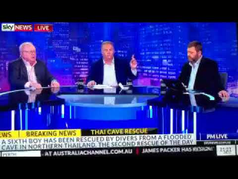 Richo Blowing A Gasket On PMLive Last Night About The Turncoat Latham 10 Jul   2018 Via PVO