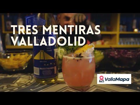 Tres Mentiras: Restaurante Mexicano y ArtBar en Valladolid, VallaMapa