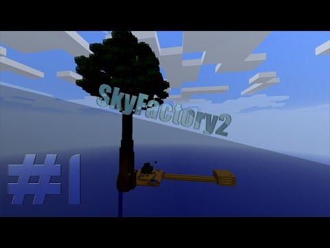 [ElementalGames]   SkyFactory2 #1   Králové stromu!   /w Zdeněk a Luk3zz