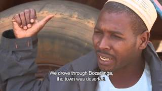Central African Refugees in Chad Tell Their Stories