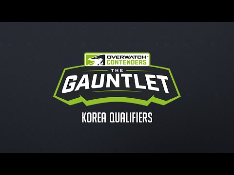 O2B vs Talon-OW Contenders 2020 The Gauntlet-G5