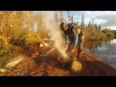 Year in Cartwright, Labrador - Expedition Canoeing, Fishing, Survival