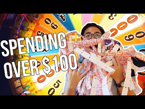 Spending over $100 on Arcade | Arcade Ninja Day4