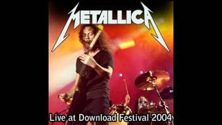Metallica Ft. Joey Jordison - Enter Sandman (Download Festival 2004)