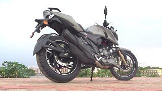 TVS Apache RTR 200 4V First Ride Review, Walkaround, Exhaust Note #Bikes@Dinos