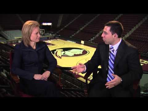 Sit Down With Coach Sue Semrau