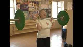 Тяжелая атлетика для пенсионеров