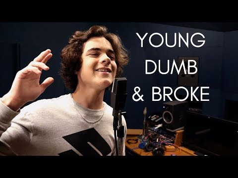 Khalid - Young Dumb & Broke (Cover by Alexander Stewart)
