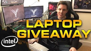 VR! EVE: Valkyrie Warzone and gaming laptop GIVEAWAY (#sponsored by Intel!)