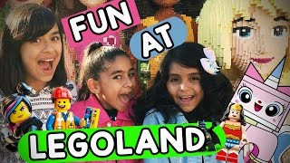 Legoland : VLOG IT // GEM Sisters