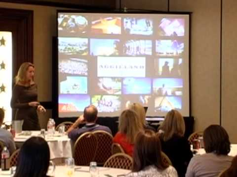 The Power of Purpose - Haley Rushing, GSD&M Idea City, The Purpose Institute