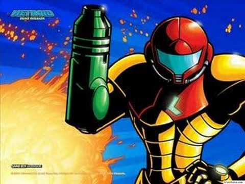Metroid Zero Mission Music-Kraid's Lair