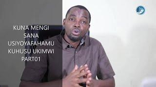 Haya ndio mambo usiyoyafahamu kuhusu UKIMWI