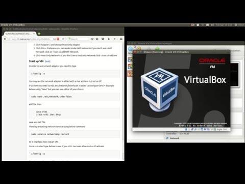 01 install server
